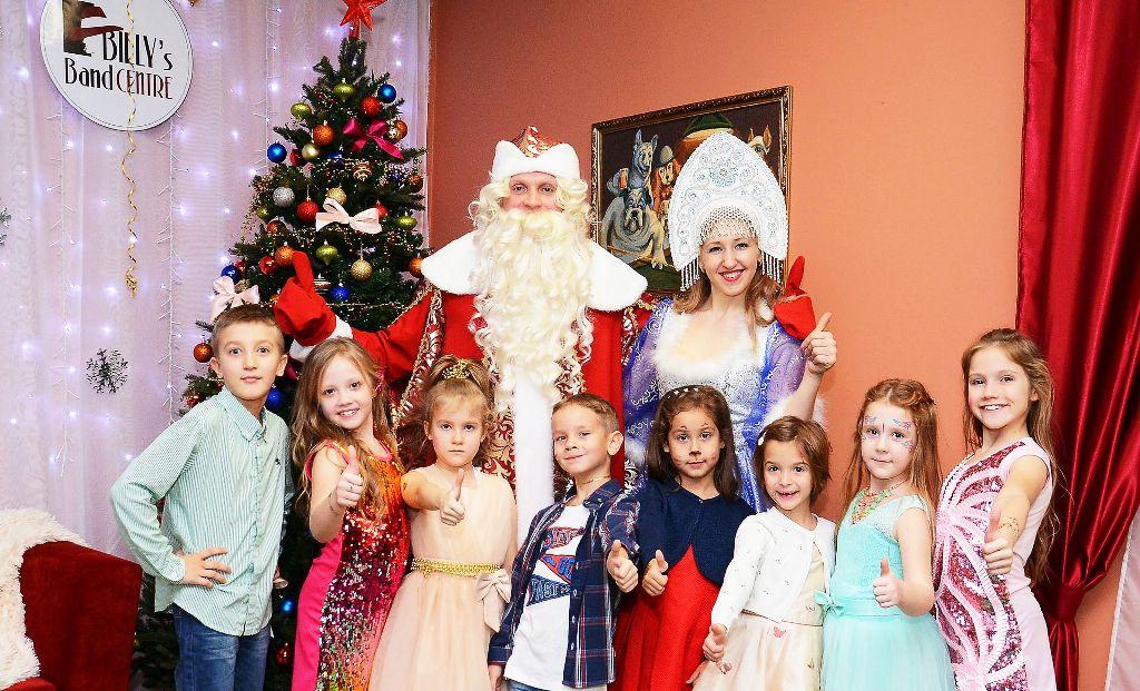 Новогодние ёлки в Москве
